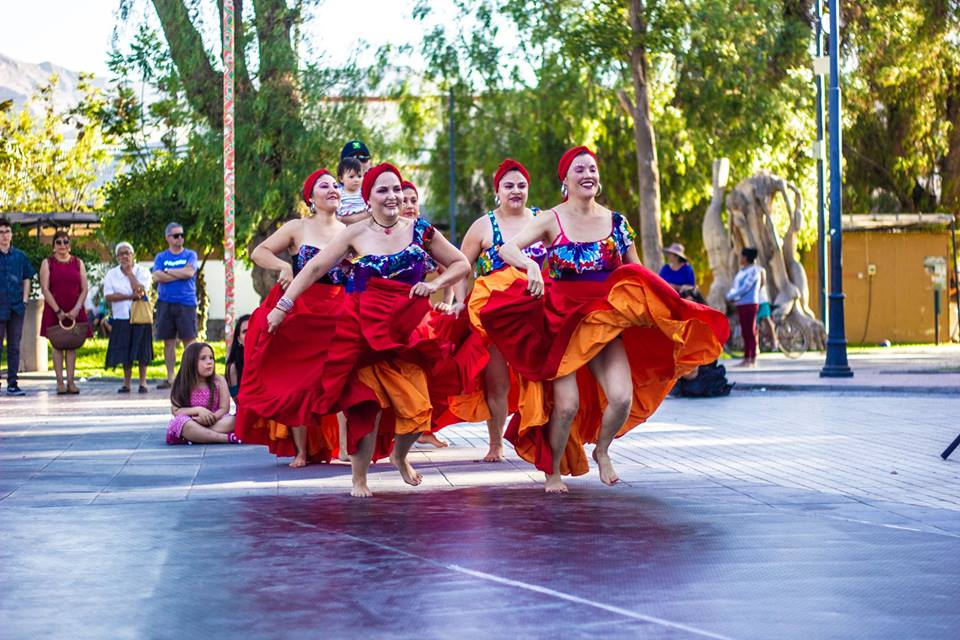 Balance cultural 2018 en Vicuña: Más de 800 actividades llegaron a 28 mil personas beneficiando a más de 400 artistas regionales