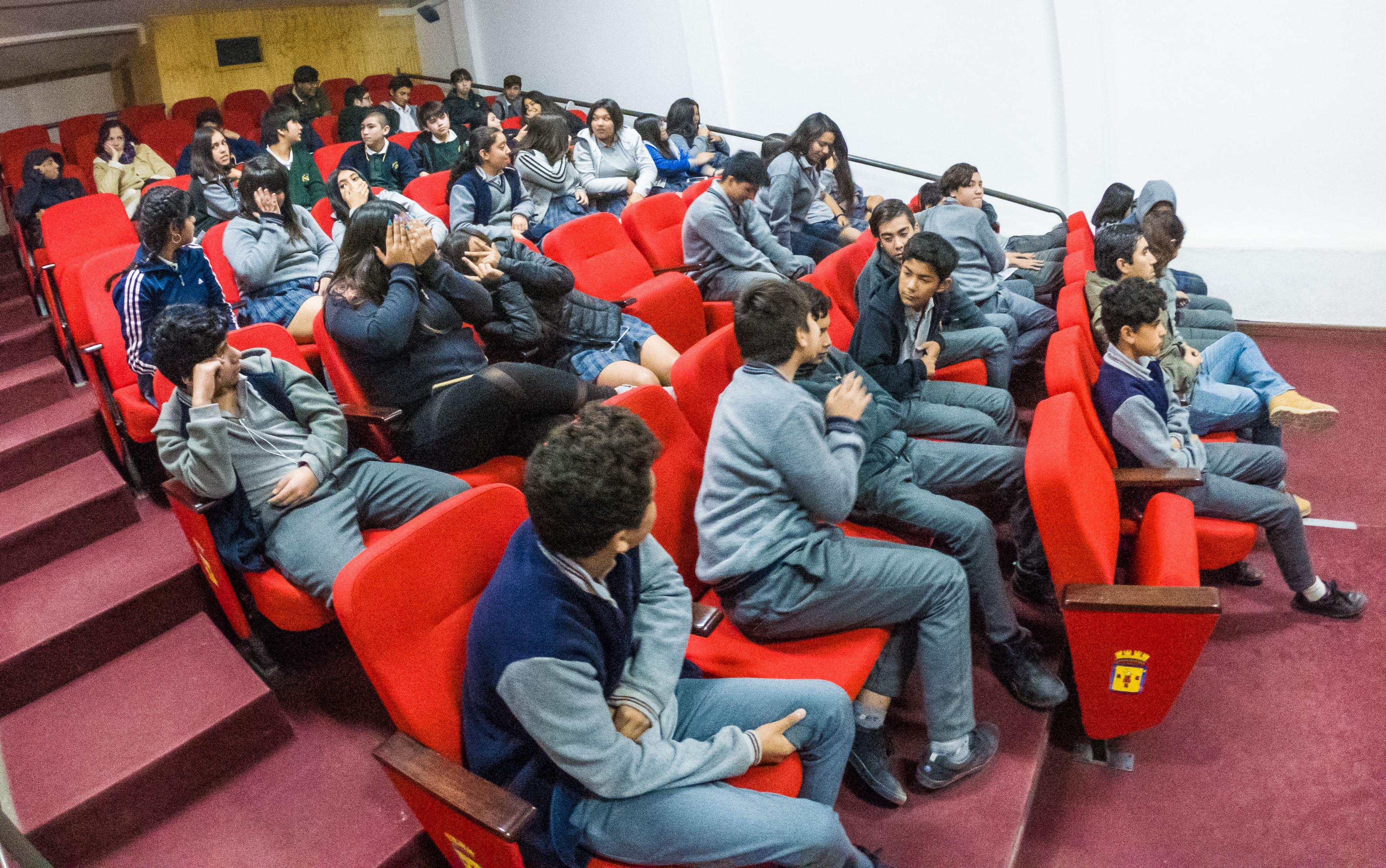 Ciclo de cine documental gratuito  Miradas Regionales comienza sus exhibiciones en Vicuña