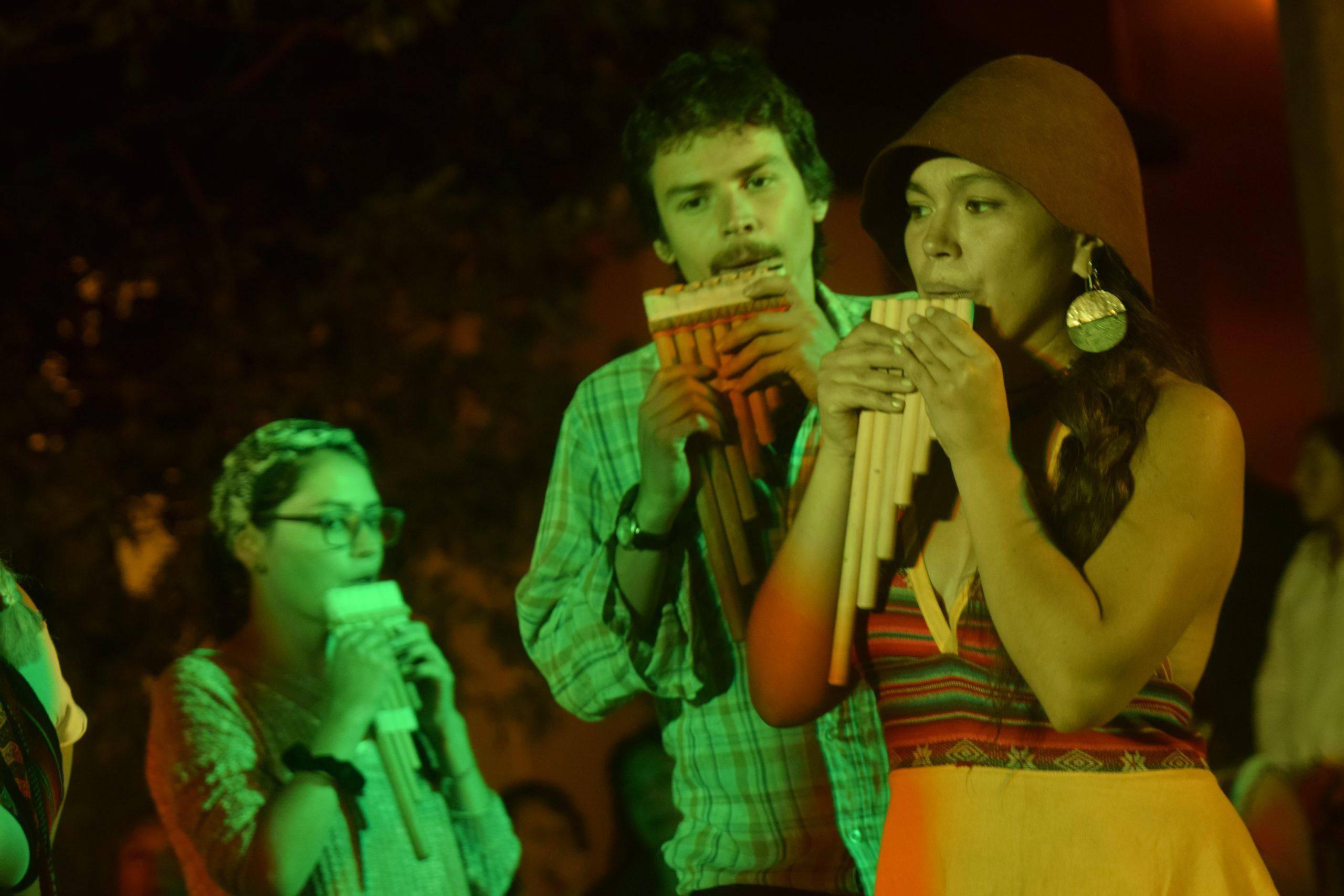 """Ritmos latinoamericanos hicieron vibrar al público en la tercera jornada del Ciclo """"Música en la Casa"""""""